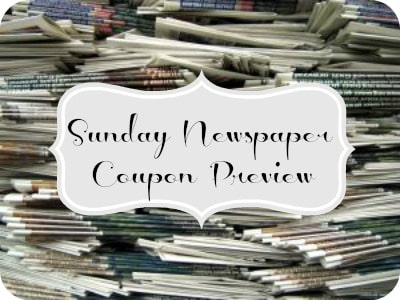 newspaper coupon preview
