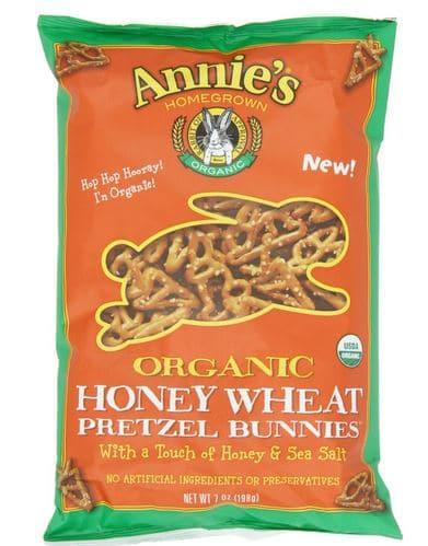 Annie's pretzel bunnies