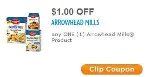 Arrowhead Mills coupon