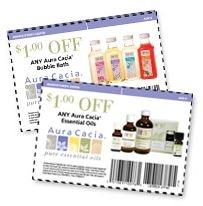 Aura Cacia coupon