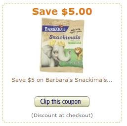 Barbara's Coupons