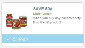 Muir Glen coupon