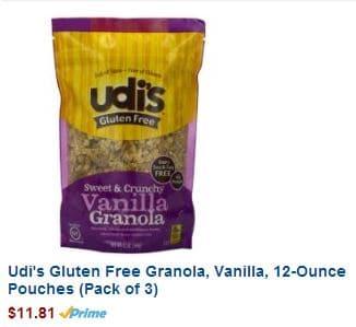 Udi's Amazon