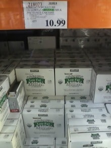 costco vs. grocery stores