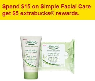 cvs simple sale