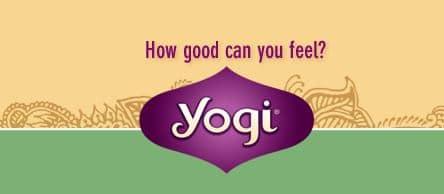 free yogi tea sample