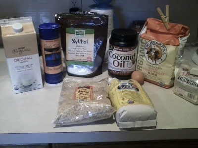 healthy pancake ingredients