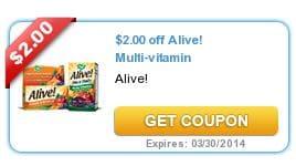 Vitamin coupon roundup all natural savings for Gardening naturally coupon