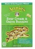 Annie's sour cream