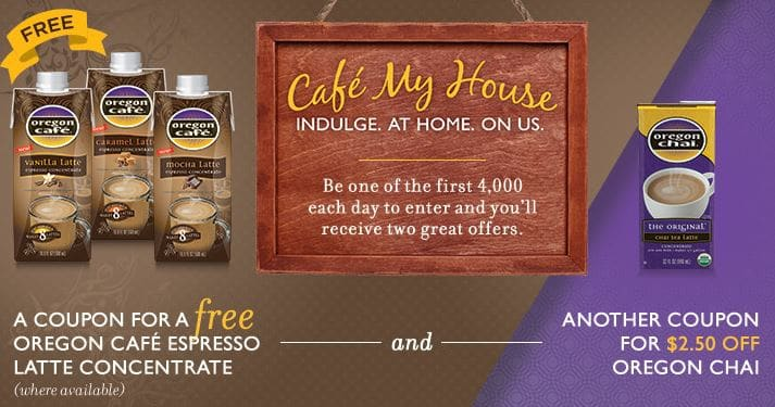 free oregon cafe