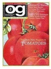 organic gardening mag