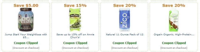 New Amazon Natural And Organic Coupons All Natural Savings