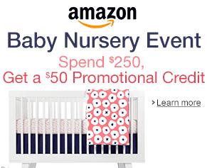 amazon nursery event