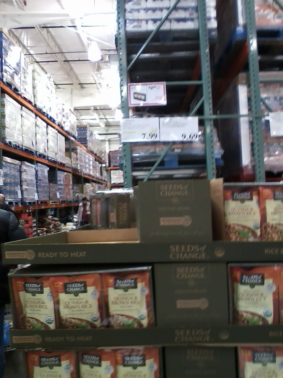 costco seeds of change