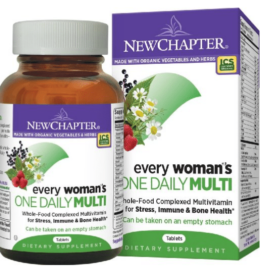 new chapter vitamins
