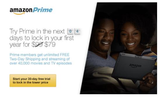 amazon prime price spain