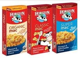 horizon macaroni choupon
