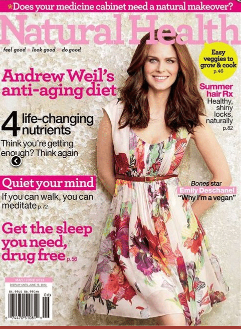 natural health magazine deal