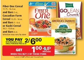 golean kashi and cascadian rite aid sale