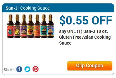 san-j coupon