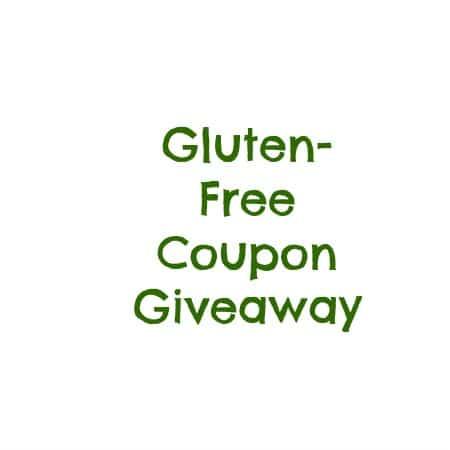 gluten free giveaway