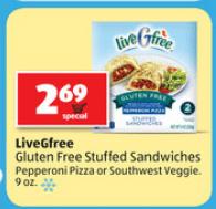livegfree products aldi