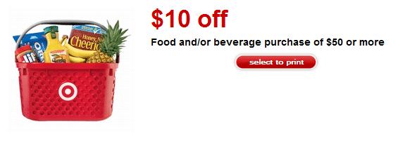 target 10 off 50 coupon