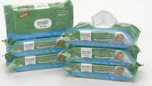amazon seventh generation baby wipes