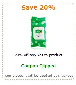 amazon yes to coupon