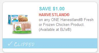 harvestland coupon
