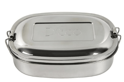 lunch box stainless