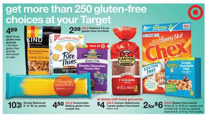 target organic 727