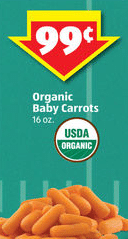 aldi organic carrots deal