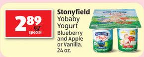 aldi stonyfield