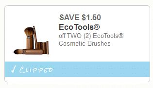 ecotools brush coupon