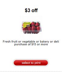 target fruit coupon