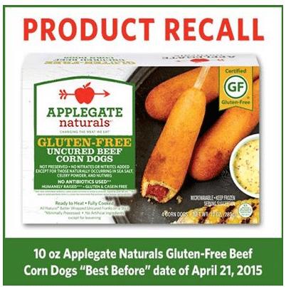 applegate recall