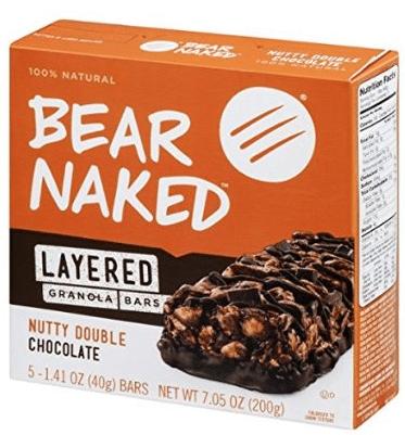 bear naked layered