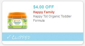 4 Happy Tot Organic Formula Coupon �C All Natural Savings282 x 153 png 6kB