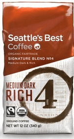 seattles best organic coffee coupon