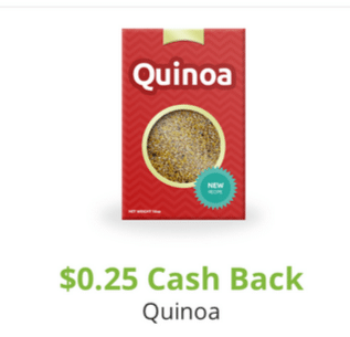 snap quinoa offer