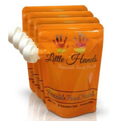 reusable pouch