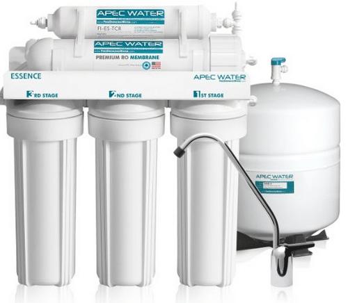 Amazon Lightning Deal Apec Reverse Osmosis Water