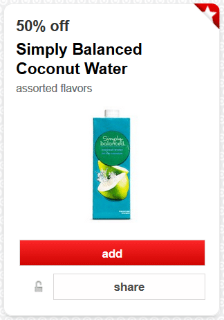 simply balanced coconut water