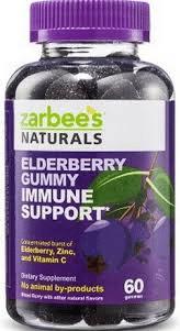 zarbees gummy