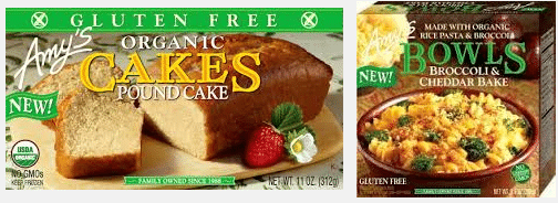 Amy\'s Kitchen Gluten-Free Coupon | All Natural Savings
