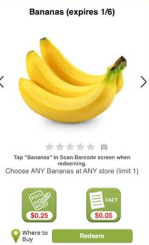 berry cart banana