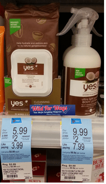 free yes to wipes walgreens