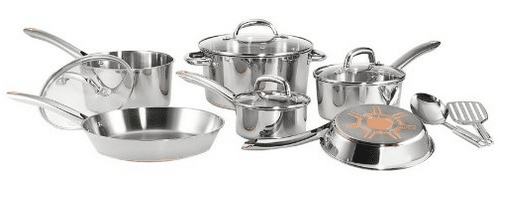stainless steel amazon coupon cookware