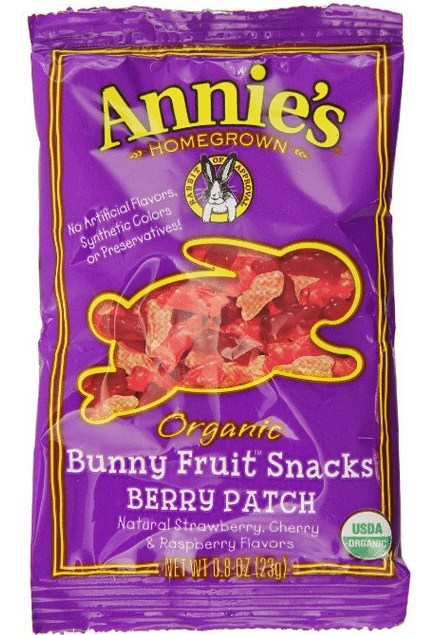 annies fruit snacks amazon